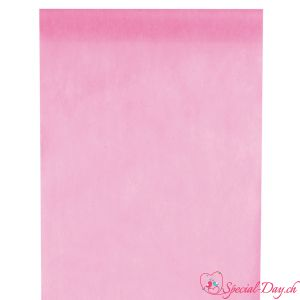 Chemin de table Rose (10m)