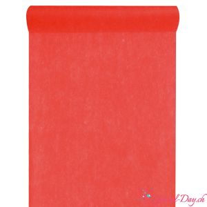 Chemin de table Rouge (10m)