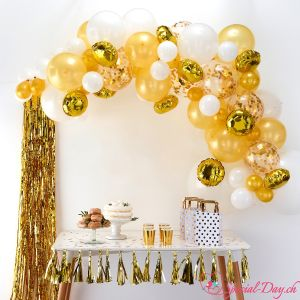 Arche de Ballons Or (70pcs)