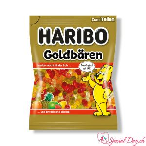 Haribo Ourson d'Or - 200gr