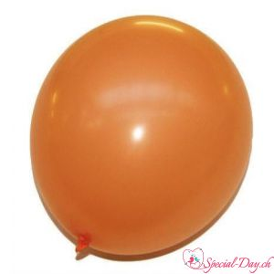 Ballons Orange 30cm (8 pcs)